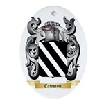 Cawston Ornament (Oval)