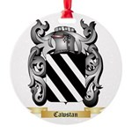 Cawstan Round Ornament