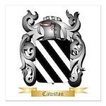 Cawstan Square Car Magnet 3