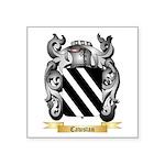 Cawstan Square Sticker 3