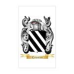 Cawstan Sticker (Rectangle)