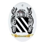 Cawstan Ornament (Oval)