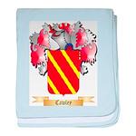 Cawley baby blanket