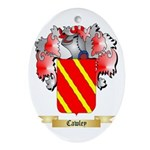 Cawley Ornament (Oval)