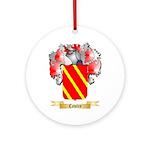 Cawley Ornament (Round)