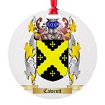 Cawcutt Round Ornament