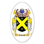 Cawcutt Sticker (Oval 50 pk)