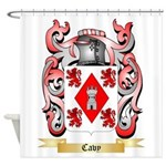 Cavy Shower Curtain