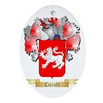Cavrulli Ornament (Oval)