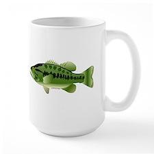 Largemouth Bass fish v2 Mug