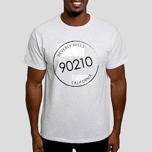 90210 Beverly Hills CA Light T-Shirt