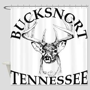 Bucksnort Tennessee Shower Curtain