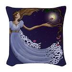 The Princess Woven Throw Pillow