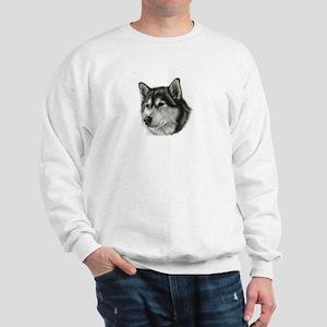The Alaskan Malamute Sweatshirt