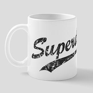 Vintage Super Dad Mug