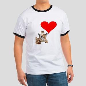 i love giraffe T-Shirt