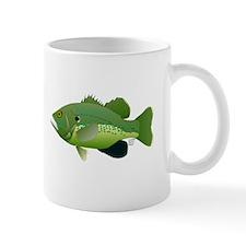 Green Sunfish fish v2 Mug