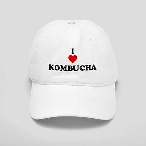 I Love Kombucha Baseball Cap