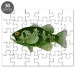 Northern Rock Bass v2 Puzzle