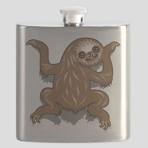 Baby Sloth Flask