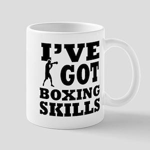 Boxing martial arts designs Mug