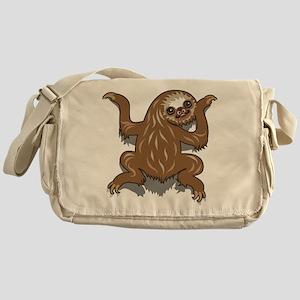 Baby Sloth Messenger Bag