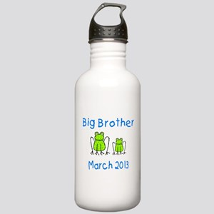 Big Brother Frogs 0313 Stainless Water Bottle 1.0L