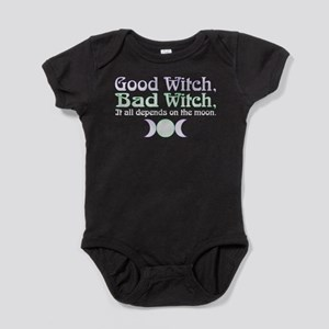 Good Witch, Bad Witch... Baby Bodysuit