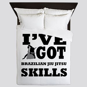Brazilian Jiu Jitsu martial arts designs Queen Duv