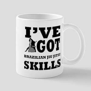 Brazilian Jiu Jitsu martial arts designs Mug