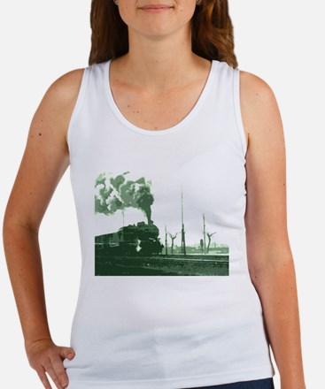 The Old Steam Engine Tank Top