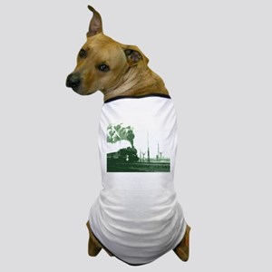 The Old Steam Engine Dog T-Shirt