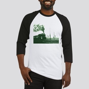 The Old Steam Engine Baseball Jersey