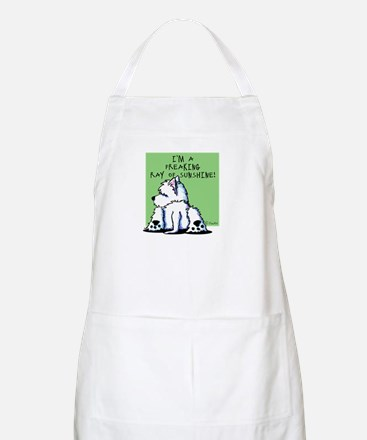Cool Belly Westie Apron