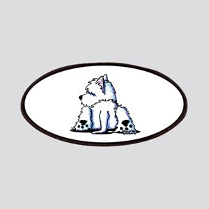 Cool Belly Westie Patches