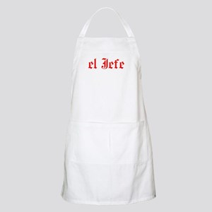 el jefe Light Apron