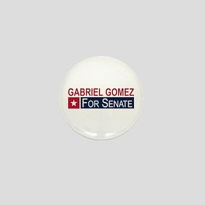 Elect Gabriel Gomez Mini Button