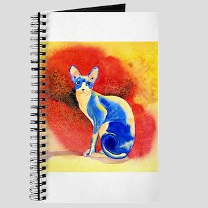 Sphynx Cat Journal