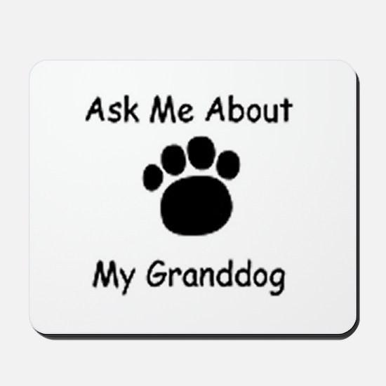 Grand Dog Mousepad
