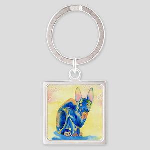 Sphynx Cat 1 Keychains