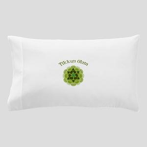Tikkun Olam Recycle Pillow Case