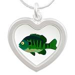 Bluegill sunfish v2 Necklaces