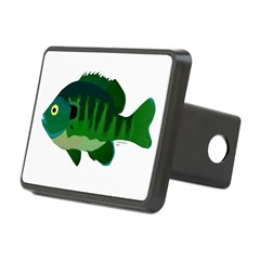 Bluegill sunfish v2 Hitch Cover
