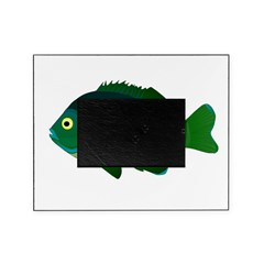 Bluegill sunfish v2 Picture Frame