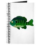 Bluegill sunfish v2 Journal