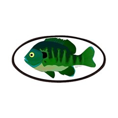 Bluegill sunfish v2 Patches