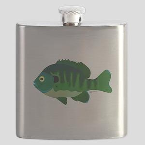 Bluegill sunfish v2 Flask