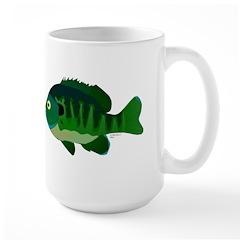 Bluegill sunfish v2 Mug