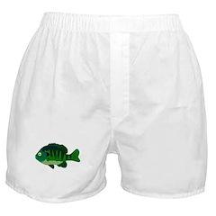 Bluegill sunfish v2 Boxer Shorts