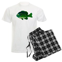 Bluegill sunfish v2 Pajamas